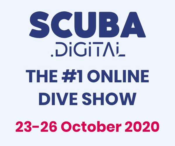 Scuba Digital Banner