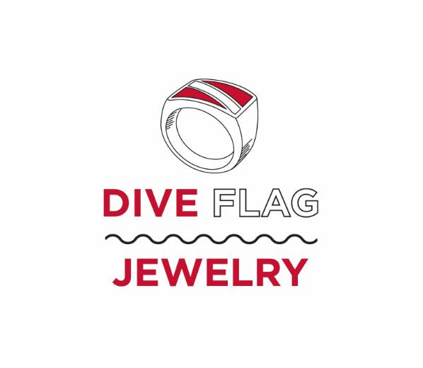 Dive Flag Jewelry